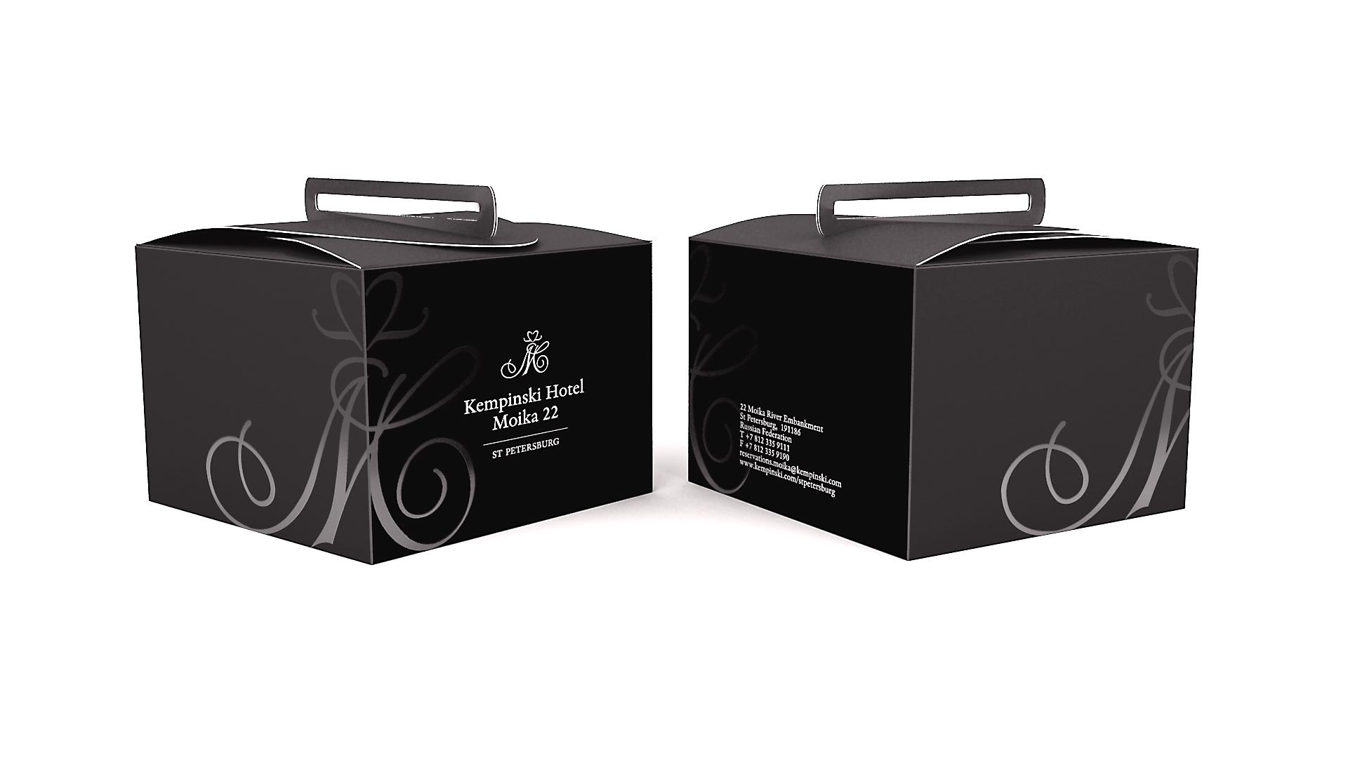 упаковка для КМ22